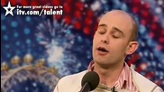 Christopher Stone - Britain s Got Talent 2010 - Auditions Week 2