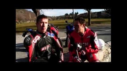 Yamaha R1 vs. Honda Fireblade