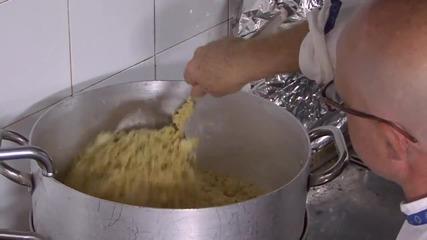 Sicilian Seafood Couscous