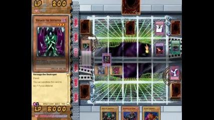 Yu-gi-oh Joey The Passion Gameplay 3