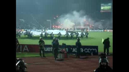 Левски - Барселона Сектор Б