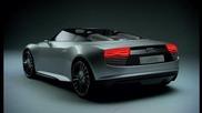 Audi Е - Tron Spyder concept
