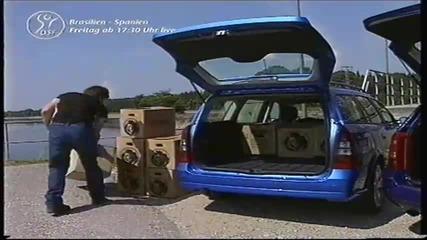 Opel Astra G Opc Caravan срещу Ford Focus St 170