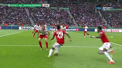 РБ Лайпциг - Байерн Мюнхен 0:1 /първо полувреме/