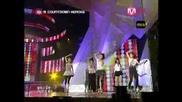 4minute - Tell Me (special Stage) [mnet M!countdown 090702]