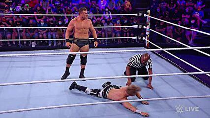 Ridge Holland demolishes Drake Maverick: WWE NXT, Sept. 14, 2021