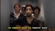 One Direction - Vas happenin boys song