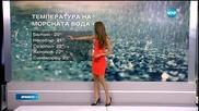 Прогноза за времето (07.06.2015 - обедна)