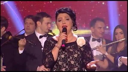 Verica Serifovic - Necu da tugujem - GNV - (TV Grand 01.01.2015.)
