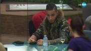 Скандал между Джино и Захажаева - Big Brother: Most Wanted 2017