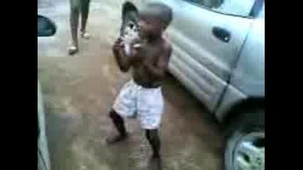 африканец как играе