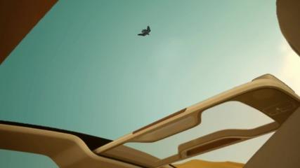 Вдъхновяваща реклама на Bentley Exp 9 F