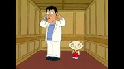 Stewie In The Elevator - Family Guy