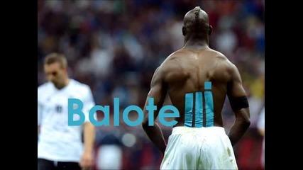 Балотели-смешни снимки (euro 2012)