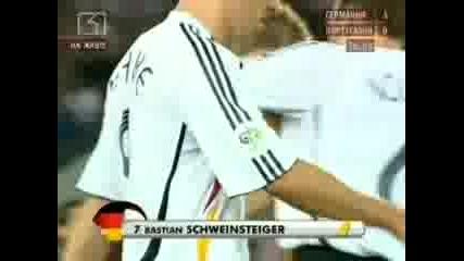 Schweinsteiger German - Portugal