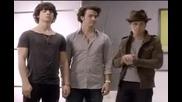 Jonas Brothers - Xbox 360 commercial
