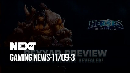 NEXTTV 050: Gaming News 3