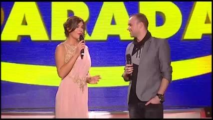 Grand Parada - Cela emisija - Milica, Darko, Milan, Mina i Danijel - ( TV Grand 21.04.2015.)