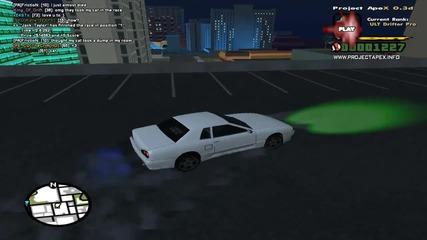 Gta Drifting
