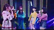 Little Glee Monster - Over ( Официално Музикално Видео Песента От Боруто)