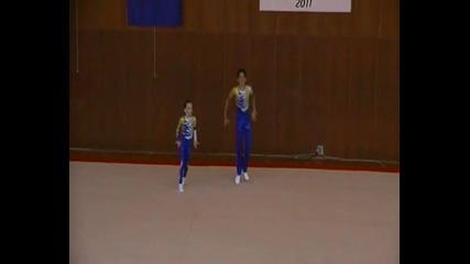 Акробатика Диш Горна Оряховица - Темпо