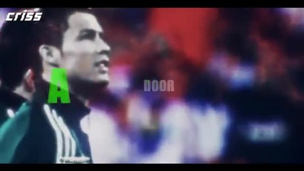 Cristiano Ronaldo - Feel The Arabian Style Co - Op ( 2013 )