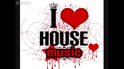 ... house music..