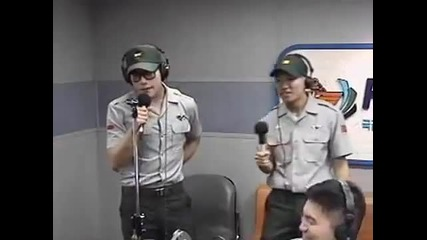 Park Hyo Shin 110709 Radio - Baby Baby