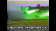 Песни за Югославските войни с английски превод Родолюб Роки Вулович Peta Kozarska Brigada