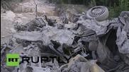 Италия: Трима мъртви след свлачище в Алпите