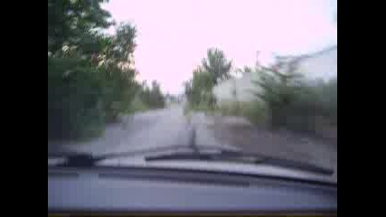 Drift - Peugeot 205 / 4 - Гледка Отвътре