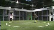 Mашина за тренировки по футбол