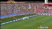 12.06.2010 Южна Корея - Гърция 1:0 Гол на Лий Йонг - Соо