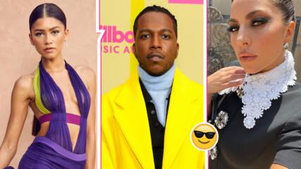Блясък, лукс и много стил: Това са най-добре облечените звезди за 2021 г.!
