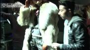 Ftv - Milan Dsquared2 Backstage - Fall 2011 Fashion Week