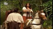 Зоро: Шпагата и розата - епизод 119