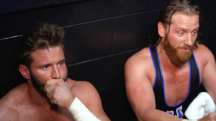 Hawkins & Ryder are gracious in defeat: WWE.com Exclusive, July 22, 2019