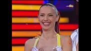 Dancing Stars - Нели и Наско ча-ча (20.06.2014г.)