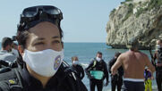 Spain: Volunteers hold nationwide cleaning operation of coastal sea bed