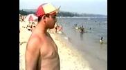 Тутурутка - Митничар Плува В Морето