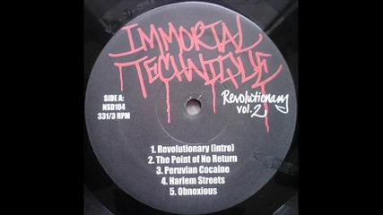 Immortal Technique - Harlem Streets