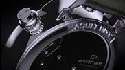 Това е друго ниво часовник : Jaquet Droz The Charming Bird Automaton
