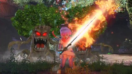 Dragon Quest Heroes 2 Game Promo
