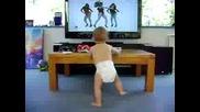 Роден да танцува!! хахахах