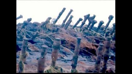 Ураганът Айзък изрови останките на кораб от Гражданската война край Форт Морган, Алабама