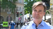 Germany: Gay-themed traffic lights unveiled in Munich
