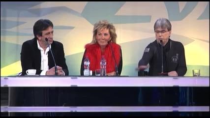 Emina Islamovic - Jedan vidi sve - Pao mrak - (Live) - ZG 2013 14 - 15.02.2014. EM 19.