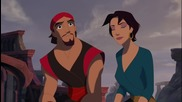 4/6 Синбад: Легендата на седемте морета - Бг Аудио (2003) Sinbad: Legend of the Seven Seas [ hd ]