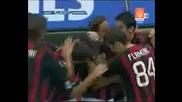 Милан Vs Сампдория 3 - 0 Серия А
