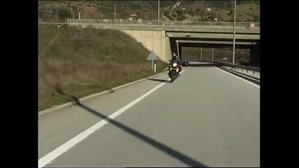 Мнооого луд скок от мост